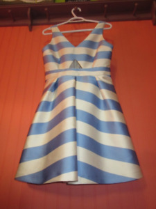 Blue and White Dress Sz. 6