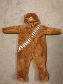6-9 months baby Star Wars clothes