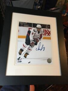Alexander Ovechkin Autographed Framed Photo