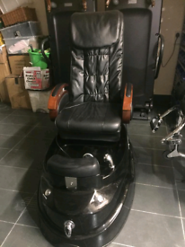 SOLD Pedicure Spa Chair in Chigwell