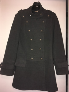 Manteau gris Rinascimento grandeur M en excellent état