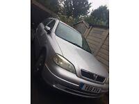 Vauxhall Astra T reg
