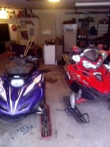 98 yamaha srx great sled just dont have the time to ride