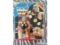 WWF Hasbro MOC Full Collection