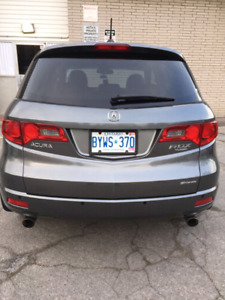 Acura RDX 2008 clean condition