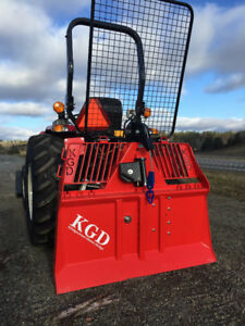 Forestry Winchs from KGD with Industery leading Features