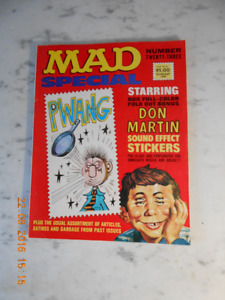 Mad Magazine #23 / Mad Super Special #14