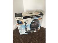 Back masseur seat massager