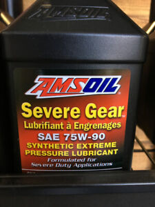 Amsoil Severe Gear 75w 90 >> 75w90 Kijiji In Edmonton Buy Sell Save With Canada S 1