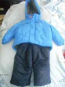 Manteau d'hiver carter's pour garcon 3ans