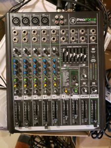 Mackie ProFX 8v2 8 - Channel Effects Mixer with USB.