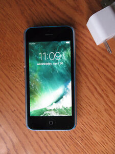 UNLOCKED iPhone 5C -16gig excellent working  Unlocked phone