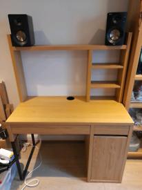 Ikea Micke computer desk