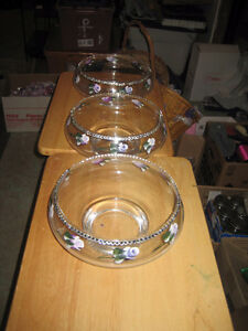 9 Candy bowls and jars - NEW PRICE- FREE DELIVERY Kitchener / Waterloo Kitchener Area image 2
