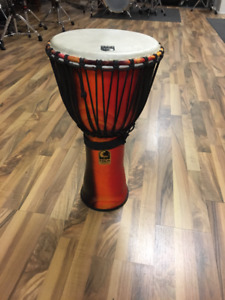 Toca 12-inch African djembe