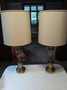 2 Stiffel Table Lamps for sale