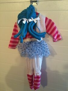 Lalaloopsy halloween costume size med.