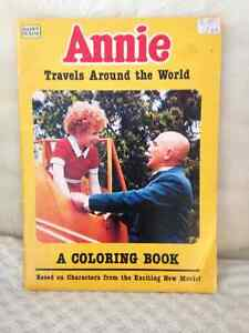 Annie Travels Around the World by Happy House circa 1982 London Ontario image 1