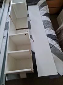 IKEA kingsize bedframe