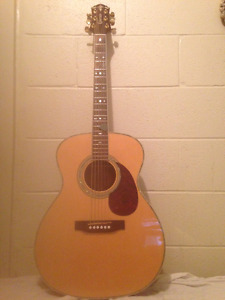 Crafter T035/N Acoustic Guitar