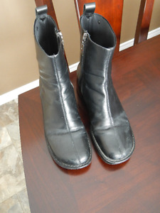 Tommy Hilfiger Spring Leather Boots (8)