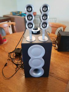 Creative I-Trigue Computer Speakers