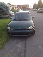 1998 Plymouth Neon SEUELEMENT 105000 KMS VENTE RAPIDE