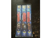 Star Wars limited edition videos