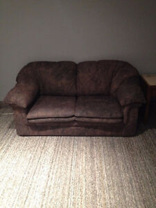 REDUCED!! couch and love seat matching West Island Greater Montréal image 1