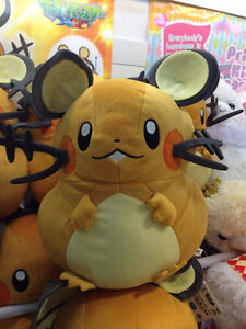 "Large Cuddly Pokemon ""Dedenne"" Plush/Stuffie *Rare*"