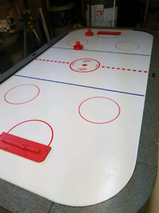 Air hockey table (large) by Dufferin Games