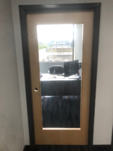 BRAND NEW NATURAL WOOD DOORS FOR SALE