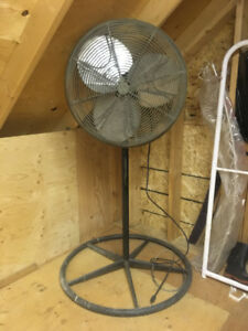 Ventilateur, fan industrielle