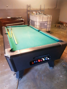 Pool Table Great Kijiji In Calgary Buy Sell Save With - Valley bar box pool table