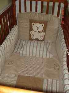 Literie bébé pour bassinette