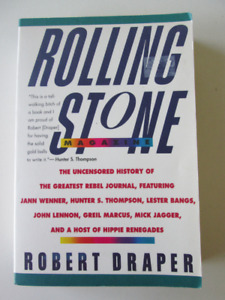 Rolling Stone Magazine Softcover Book