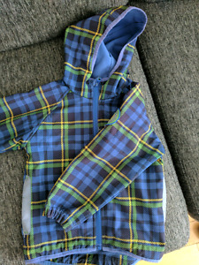 Souris Mini softshell spring jacket - as new