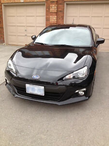 2014 Subaru BRZ 2-Door Coupe 6 speed manual