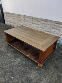 Free Delivery - Rustic Coffee Table