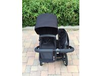 Bugaboo Donkey Duo - All Black Edition