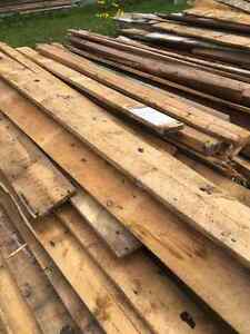 Wanted- rough lumber , barn boards
