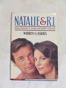 Vintage book -- Natalie Wood and Robert Wagner