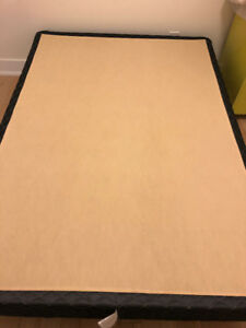 Box Spring for double size mattress