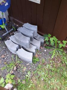 bloc de ciment