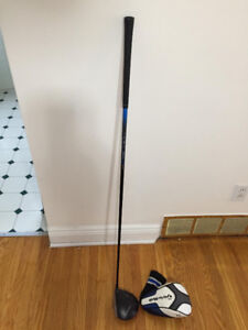 Taylormade Jetspeed 10.5 Driver and 3 Wood Left Handed