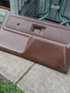 77 - 80 Chevy/GMC truck door panels (NOS).