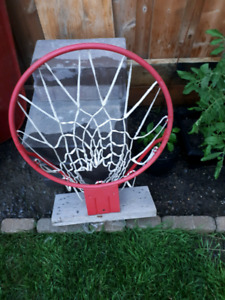 Basketball ring for free