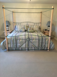King Size Birch Bedroom