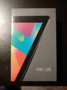 Brand New Nexus 7 32GB 2012