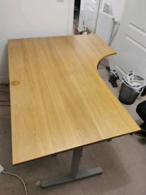 Ikea Galant corner desk 160x120cm